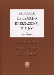 principios de derecho internacional público-hans kelsen-9788490450550
