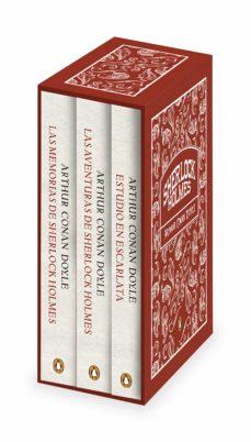 Descargas de audio de libros electrónicos SHERLOCK HOLMES 9788491054450