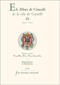 Enmarchaporlobasico.es Els Llibres De Consells De La Vila De Castelló Iv Image