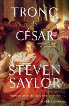 el trono de cesar-steven saylor-9788491644750