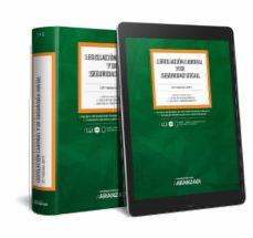 Descargar LEGISLACION LABORAL Y DE SEGURIDAD SOCIAL gratis pdf - leer online