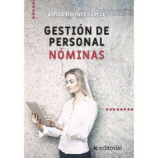 eBook en línea (I.B.D.) GESTIÓN DE PERSONAL. NÓMINAS