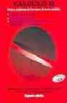 calculo ii: teoria y problemas de funciones de varias variables ( incluye cd-rom) (2ª ed.)-9788492184750