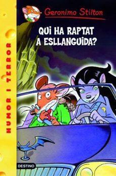 Enmarchaporlobasico.es Qui Ha Raptat A Esllanguida? Image