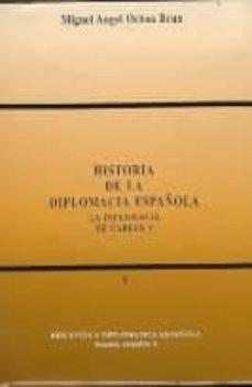Eldeportedealbacete.es Historia De La Diplomacia Española (T. V): La Diplomacia De Carlo S V Image