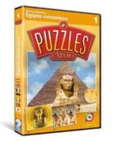 Viamistica.es Egipto Misterioso (3 Puzzles Cataro) (Cd-rom) Image