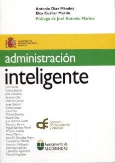 Inmaswan.es Administracion Inteligente (Prologo De Jose Antonio Marina) Image