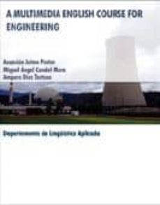 a multimedia english course for engineering (cd-rom)-maria asuncion jaime pastor-maria amparo diaz tortosa-miguel angel candel mora-9788497058650