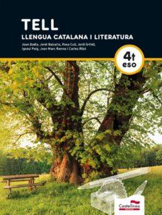 Viamistica.es Tell. Llengua Catalana I Literatura 4t Eso (Llibbre + Cd) Image