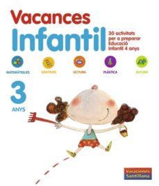 vacances infantil 3 anys (vacaciones santillana)-9788498073850