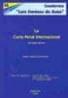 la corte penal internacional (ebook)-maría isabel cid muñoz-9788498495850