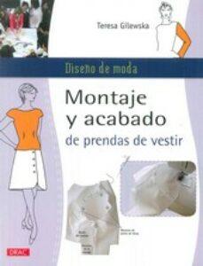 Descargar audiolibros en francés gratis MONTAJE Y ACABADO DE PRENDAS DE VESTIR de TERESA GILEWSKA in Spanish
