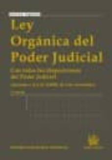 Cronouno.es Ley Organica Del Poder Judicial (11ª Ed): Con Todas Las Disposici Ones Del Poder Judicial. Ajustada A La L.o 1/2009 De 3 De Noviembre Image