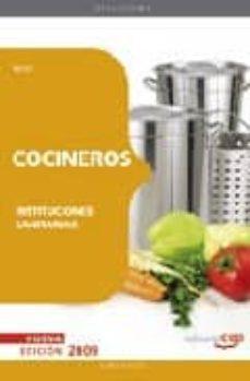 Curiouscongress.es Cocineros De Instituciones Sanitarias. Test Image
