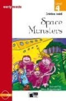 space monsters. book + cd-cristina ivaldi-9788877544650