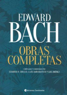 Tajmahalmilano.it Edward Bach. Obras Completas Image