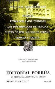 Permacultivo.es Hamlet, Penas Por Amor, Los Dos Hidalgos De Verona, Sueño De Una ÑOche De Verano, Romeo Y Julieta Image