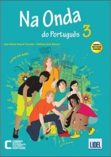 na onda portugues 3 al + cd-9789727578450