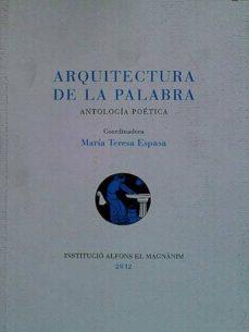 Geekmag.es Arquitectura De La Palabra. Antología Poética Image
