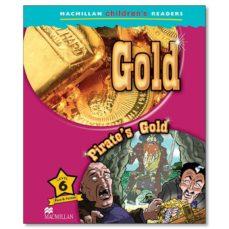macmillan children s readers: level 6: gold / pirate s gold-9780230010260