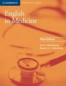 english in medicine student s book-eric h. glendinning-beverly a. holmstrom-9780521606660