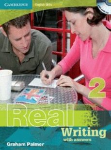 real writing with answers and audio cd (nivel 2)-graham palmer-9780521701860