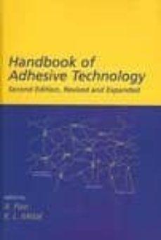 handbook of adhesive technology-9780824709860