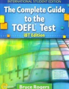 Descargar libro en joomla THE COMPLETE GUIDE TO THE TOEFL TEST