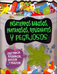 Iguanabus.es Pasatiempos Babosos, Pantanosos, Repugnantes Y Pegajosos Image
