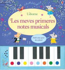 Lofficielhommes.es Les Meves Primeres Notes Musicals ¡Amb Una Guia De Colors! Image