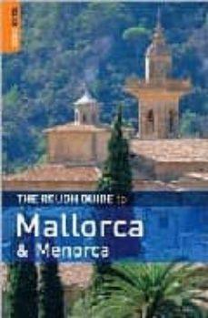 rough guide to mallorca and menorca-9781843537960