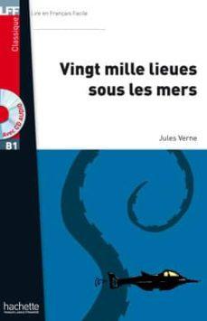 vingt mil lieues sous mers+cd audio mp3-9782011559760