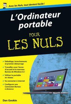 l'ordinateur portable pour les nuls (ebook)-dan gookin-9782754069960