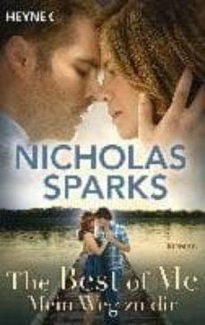 the best of me-mein weg zu dir-nicholas sparks-9783453503960