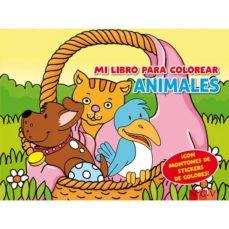 Encuentroelemadrid.es Animales (Libro Para Colorear) Image