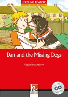 Ebook descargar Inglés gratis DAN MISSING DOGS +CD 9783852727660 PDF