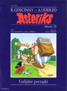 Asdmolveno.it Galijskie Poczatki (Asterix 32 Polaco) Image