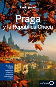 Padella.mx Praga Y La Republica Checa 7ª Ed. 2013 (Lonely Planet) Image