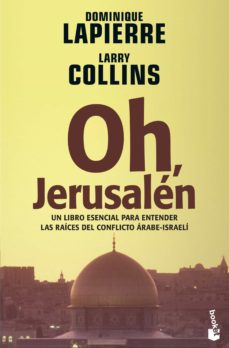 Descargador de libros de google books OH, JERUSALEN ePub DJVU iBook 9788408065760 de DOMINIQUE LAPIERRE, LARRY COLLINS