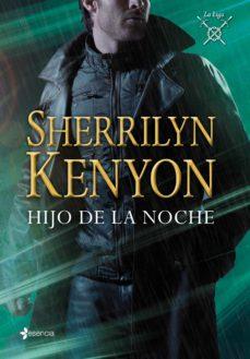 la liga i. hijo de la noche-sherrilyn kenyon-9788408111160