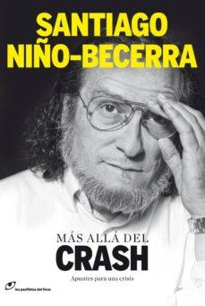 más allá del crash (ebook)-santiago niño becerra-9788415070160