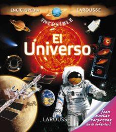 Geekmag.es El Universo (Enciclopedia Increible Larousse) Image