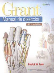 Costosdelaimpunidad.mx Grant. Manual De Diseccion(15º Ed.) Image