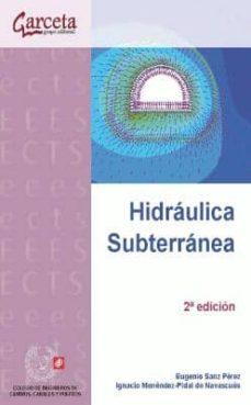 Descargar HIDRAULICA SUBTERRANEA gratis pdf - leer online