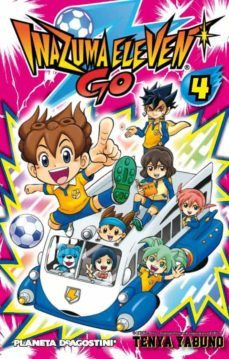 inazuma eleven go! nº 4-tenya yabuno-9788415821960