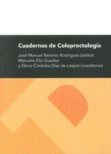 Descargar Ebook italiano gratis CUADERNOS DE COLOPROCTOLOGIA de JOSE MANUEL RODRIGUEZ RAMIREZ