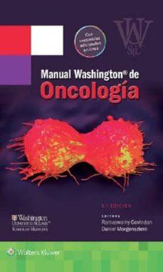 Descarga gratuita del libro de dieta de 17 días MANUAL WASHINGTON DE ONCOLOGIA (3ª ED.) CHM RTF DJVU (Literatura española) 9788416353460