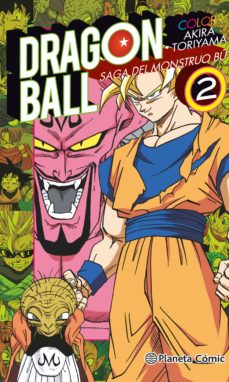 Garumclubgourmet.es Dragon Ball Color Bu Nº02/06 Image