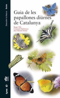 Mrnice.mx Guia De Les Papallones Diürnes De Catalunya Image