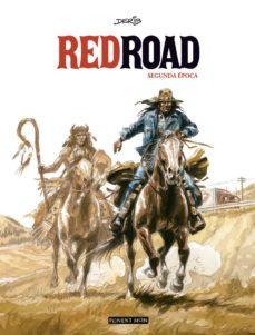 red road (segunda epoca)-9788417536060